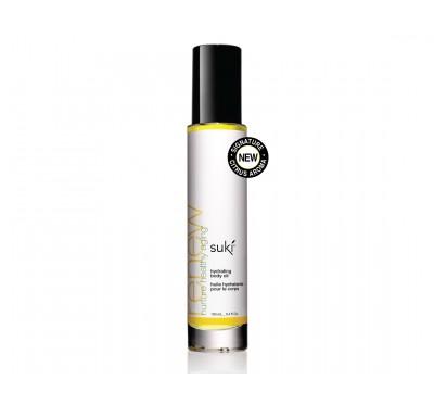 Suki aromatično vlažilno olje za telo - citrusi, 120ml